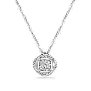 David Yurman Infinity Necklace